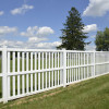Vinyl fence with metal gate Diy Add Stylish And Practical Vinyl Fence Home Depot Vinyl Fencing Gates Hattiesburg Ms Reds Wrought Iron And